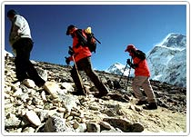 Lhakpa Ri Expedition Tibet