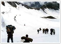 Pin Parvati Pass Trail,Himachal Tours